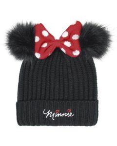 Gorro Infantil Minnie Mouse Negro 0