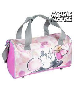 Bolsa de Deporte Minnie Mouse Rosa 0