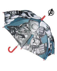Paraguas Plegable Marvel Gris (Ø 78 cm) 0