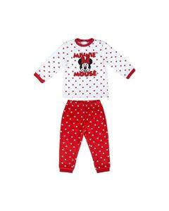 Pijama Infantil Minnie Mouse 0
