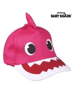 Gorra Infantil Baby Shark Rosa (51 cm) 0