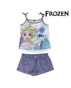 Pijama de Verano Frozen 71976 0