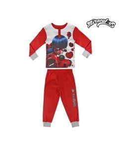 Pijama Infantil Lady Bug 72301 Rojo 0