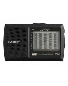 Radio Transistor Sunstech 222861 RADIO FM 0