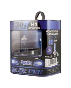 Bombilla para Automóvil Superlite BOM12721 H4 60/55W 12V 5000K 0