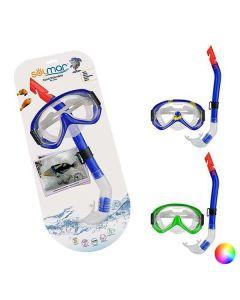 Gafas de Buceo con Tubo 0