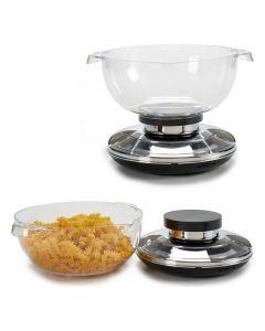 Báscula de Cocina 5kg (10 x 21,5 x 21 cm) 0