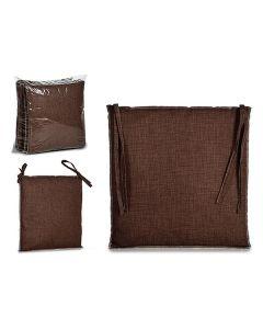 Cojín para sillas Tela Chocolate 0