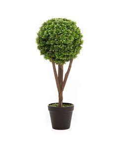 Planta Decorativa Verde Plástico (21 x 51 x 21 cm) 0
