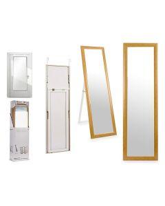 Espejo de pie Marrón Madera Cristal (30 x 120 cm) 0