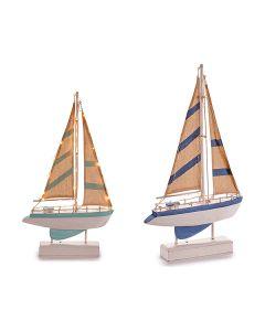 Barco Madera (6 x 52 x 31 cm) 0