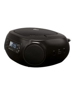Radio CD Bluetooth MP3 Energy Sistem Boombox 3 2W Negro 0