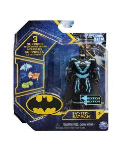 Figura Bizak Bat Tech Batman (10 cm) 0