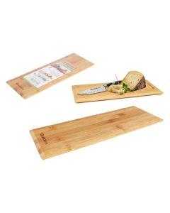 Tabla de Cocina Quttin Bambú Natural (33 x 11,5 x 1 cm) 0