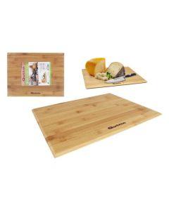 Tabla de cortar Quttin Bambú (38 x 30 x 1 cm) 0
