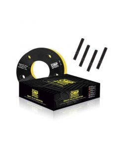 Set de Separadores OMP 4 x 114 64,1 M12 x 1,5 5 mm 0
