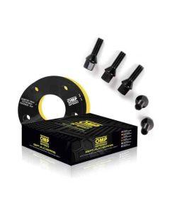 Set de Separadores OMP 5X130 71,6 M14 x 1,50 5 mm 0