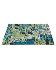 Alfombra (240 x 170 x 3 cm) Azul