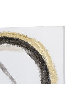 Cuadro Óleo Abstract (50 x 4 x 150 cm) 0