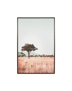 Cuadro Óleo (60 x 4 x 90 cm) Paisaje