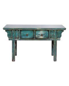 Consola Azul (115 X 35 x 70 cm)