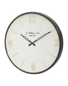 Reloj de Pared William Aluminio 0