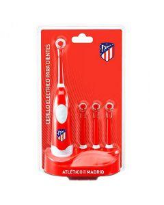 Cepillo de Dientes Eléctrico + Recambio Atlético Madrid Rojo 0