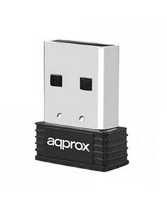 Adaptador Inalámbrico approx! NADAIN0211 APPUSB150NAV3 Nano US USB N150