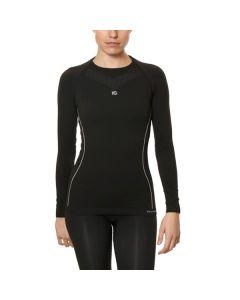 Camiseta Térmica para Mujer Sport Hg Hg-8050 Negro 0