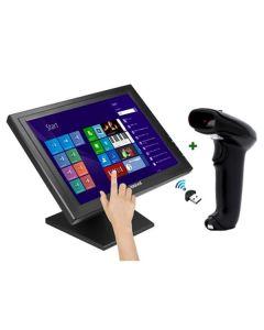 "TPV iggual IGG316290 17"" LCD Bluetooth (2 pcs) Negro 0"