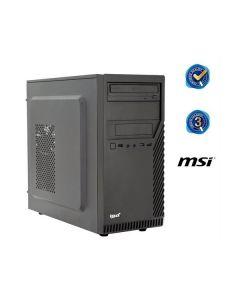 PC de Sobremesa iggual PSIPCH425 i3-8100 8 GB RAM 240 GB SSD W10 Negro 0