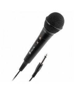 Micrófono NGS Singer Fire Jack 6.3 mm 0