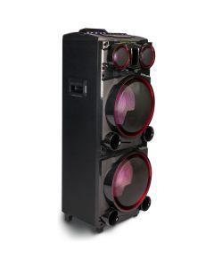 Torre de Sonido NGS WILDPUNK 2 Bluetooth SD USB 600W Negro 0