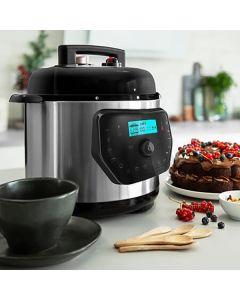 Robot de Cocina Cecotec H Deluxe 6 L LCD (Reacondicionado C) 0