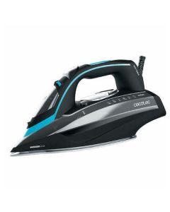 Plancha de Vapor Cecotec 3D ForceAnodized 750 Smart 400 ml 3100W Negro Azul 0