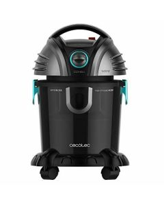Aspirador Ciclónico Cecotec Conga Wet&Dry TotalClean 15 L 1400W Negro 0