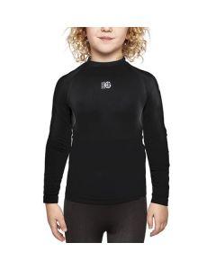 Camiseta Térmica para Niños Sport Hg Eleven Negro 0