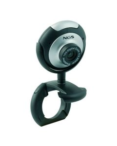 Webcam NGS XPRESSCAM300 USB 2.0 Negro 0