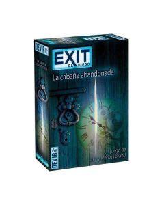 Juego de Mesa Exit La Cabaña Abandonada Devir (Español) (ES) 0