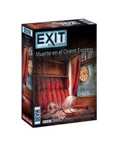 Juego de Mesa Exit Orient Express Devir (ES) 0