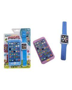 Playset Smartwatch Smartphone 0