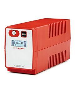SAI Off Line Salicru 647CA00001 300W Rojo 0