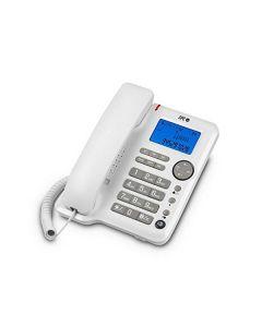 Teléfono Fijo SPC 3608B LCD Blanco 0