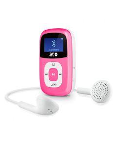 Reproductor MP3 SPC 8668P 8 GB Bluetooth FM Rosa 0