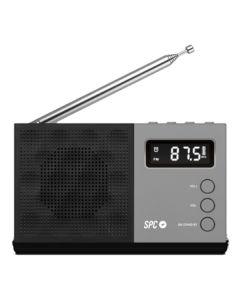 Radio Portátil Digital SPC Jetty 4577N Negro 0
