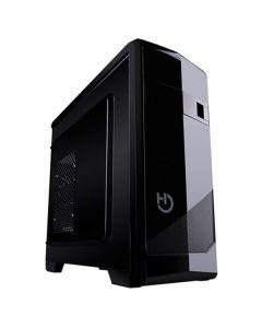 Caja Semitorre Micro ATX Hiditec ATX M10 USB 3.0 Negro