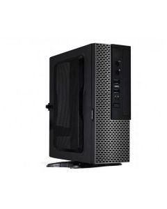 Caja Semitorre Mini ITX CoolBox CAJCOOIT05 Negro