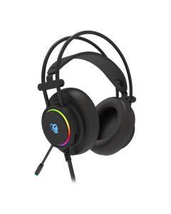 Auriculares con Micrófono Gaming CoolBox DG-AUR-01 Negro 0