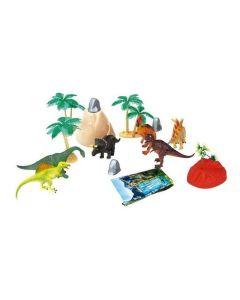 Set de Dinosaurios Safari Dino (30 pcs) 0