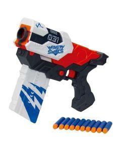 Pistola de Dardos Customaster Phi 0